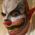 Maquillage Le clown