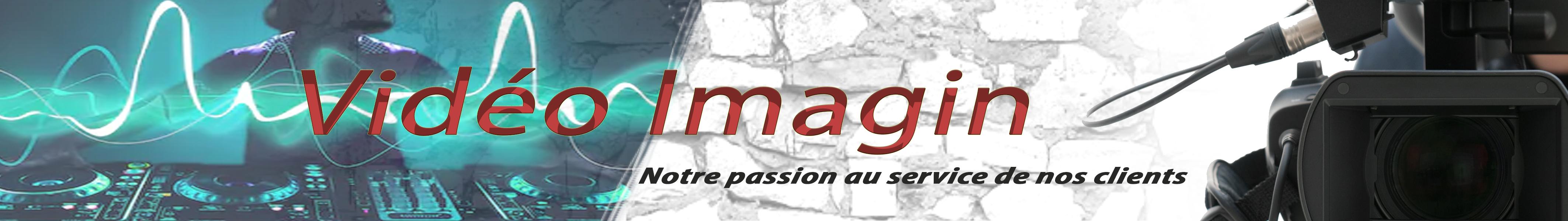 Vidéo Imagin Logo